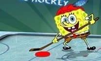 Bob Esponja Hóquei No Gelo