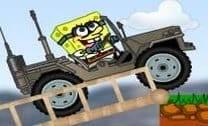Bob esponja jeep