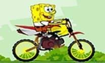 Bob Esponja Motocross
