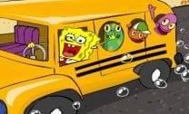 Bob Esponja Motorista e Ônibus