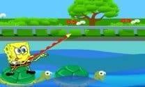 Bob Esponja no rio