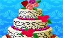 Bolo De Casamento Floral