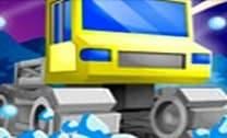 Caminhão de neve