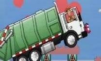 Caminhão dos Toys Story