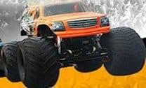 Caminhão Monstro 3D Urbano