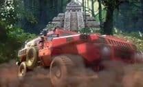 Caminhão Monstro Desafio Na Selva