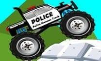 Caminhão Monstro Policial
