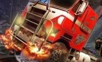 Caminhões desgovernados