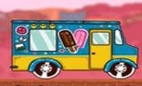 Carrinho de sorvete