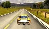 Carro de Fuga 3D