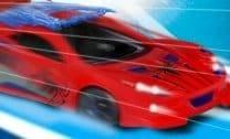 Carro do Homem Aranha 3D