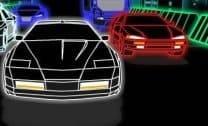 Carros com Neon