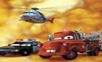 Cars Equipe de Resgate