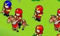 Cavaleiros em Ação