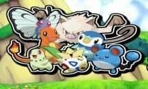 Coletando Pokemon