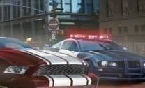 Colisão de Polícia 3D