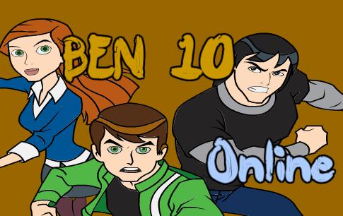 Colorindo o Ben 10