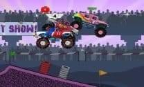 Competição de Carro Monstro