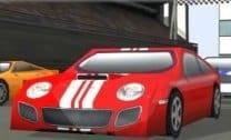 Controle Automóvel 3D