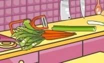 Cooking Ratatouille