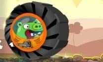 Corrida de Angry Birds