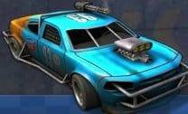 Corrida de Automóvel 3D