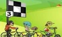 Corrida de bike