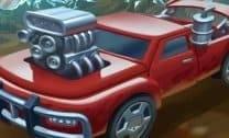 Corrida de Carros Monstros