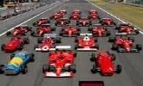 Corrida de F1 espetacular