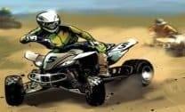 Corrida De Quadriciclo 3D