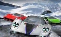 Corrida De Super Carros Na Sibéria