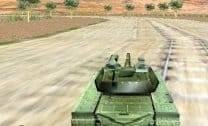 Corrida de Tanque 3D