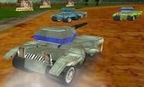 Corrida De Tanques Militares
