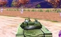 Corrida de Tanques