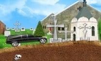Corrida em Cemitério 3D