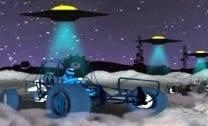Corrida Espacial Com Buggys