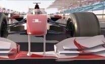Corrida Formula Racer