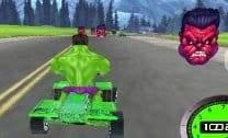 Corrida Hulk 3D