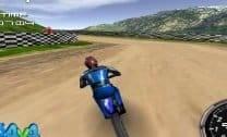 Corrida Motocros 3D