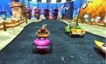 Corrida Race revolution 3D Nickelodeon