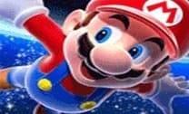 Cortar frutas com Mario