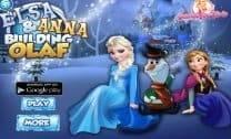 Criando Olaf