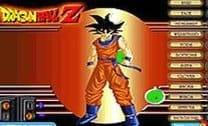 Criar Personagem do Dragon Ball Z
