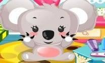 Cuidar da Bebê Koala
