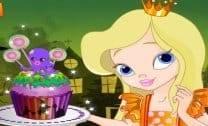 Cupcake de Halloween