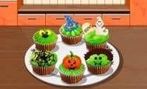 Cupcakes de Hallowen
