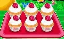 Cupcakes de mel