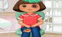 Curativo na Dora