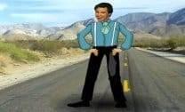 Dançando com Jim Carrey