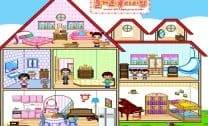 Decorando a casa colorida